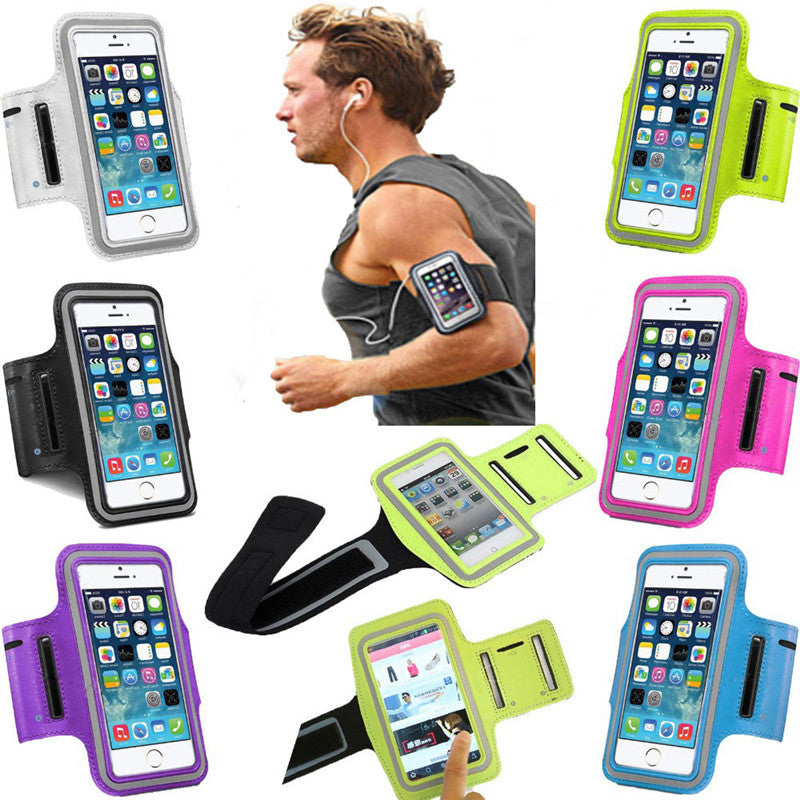 Sports Arm Band Gym Running Cover Case
