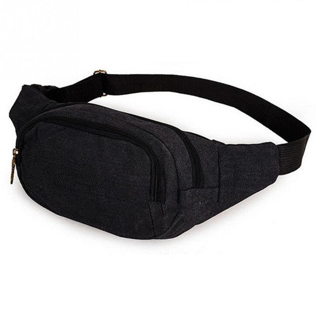 Canvas Waist Packs Belt Bag