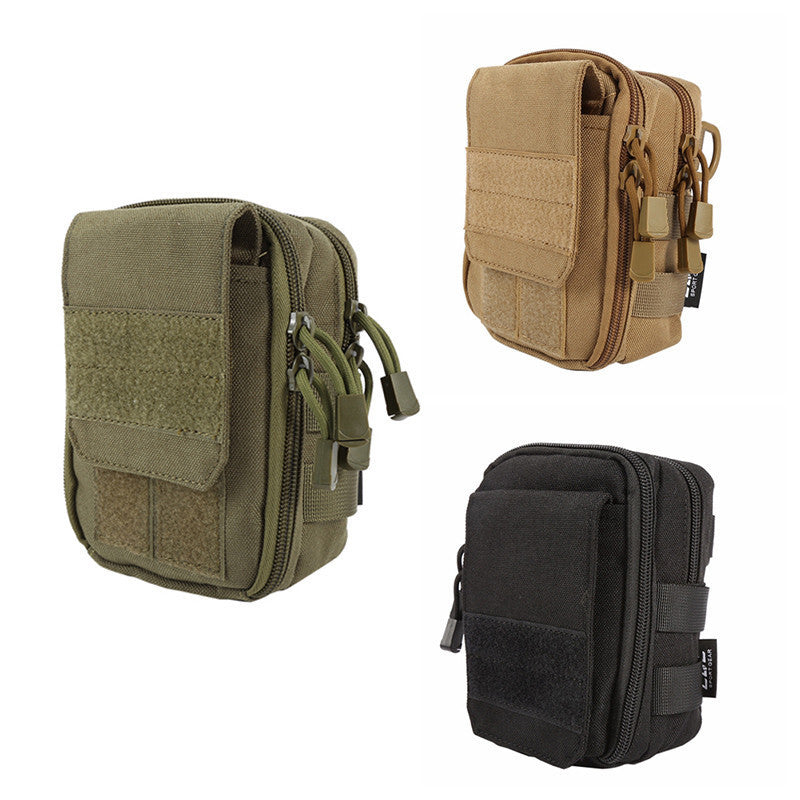 600D Waterproof Military Outdoor Pouch