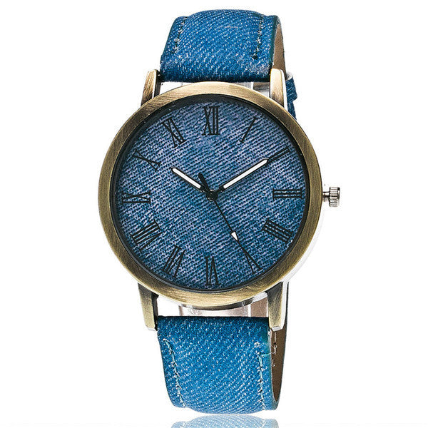 Bradleys Jeans Casual Watch
