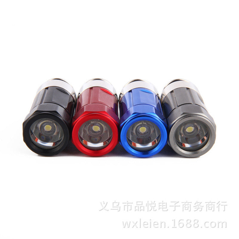 Outdoor Camping Bright Flashlights Rechargeable Torch Car Cigarette