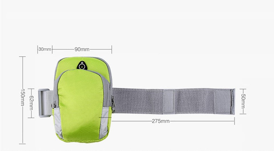 Universal Multifunctional Mini Arm Sport Bag Case Pouch