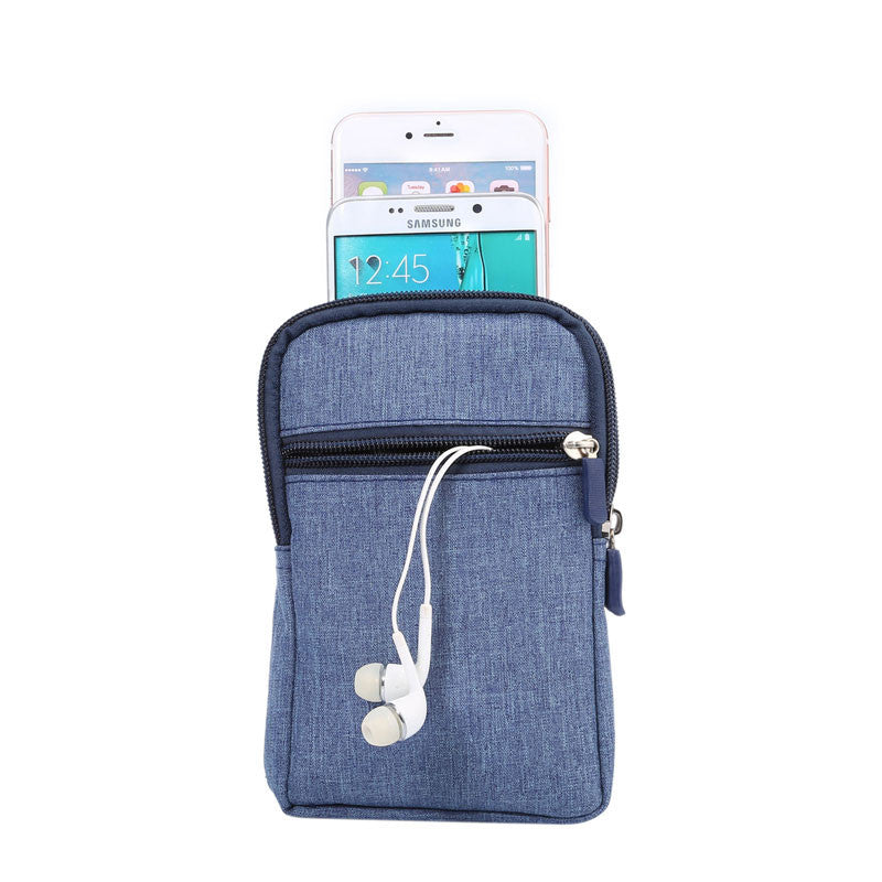 Phone Pouch Belt Clip Bag