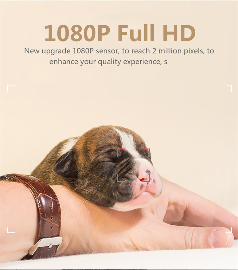 HD 1080P Mini Camera Camcorder