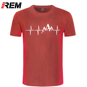 REM Mountain Heartbeat T-Shirt