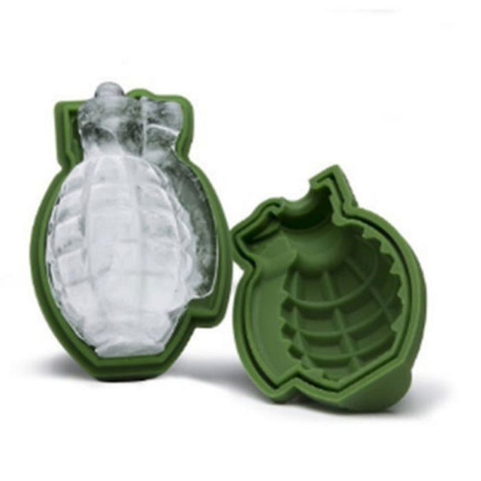 Grenade Shape Ice Cube Mold