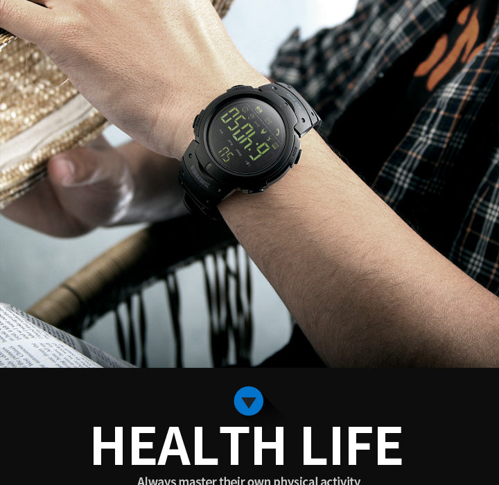 Sport Bluetooth Smartwatch for Men & Women