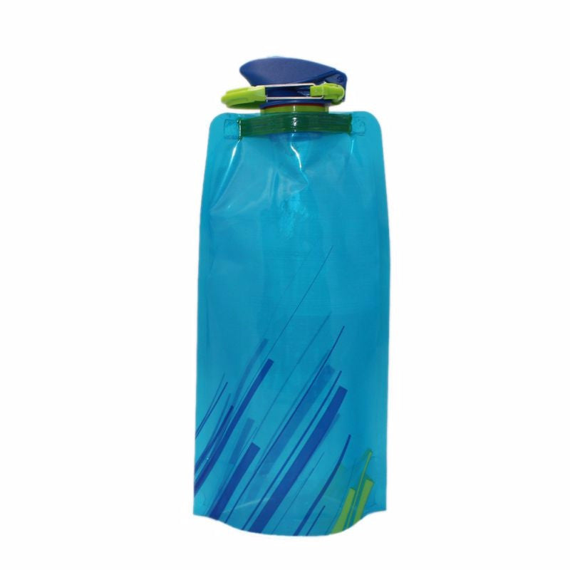 Portable Foldable Water Bottle