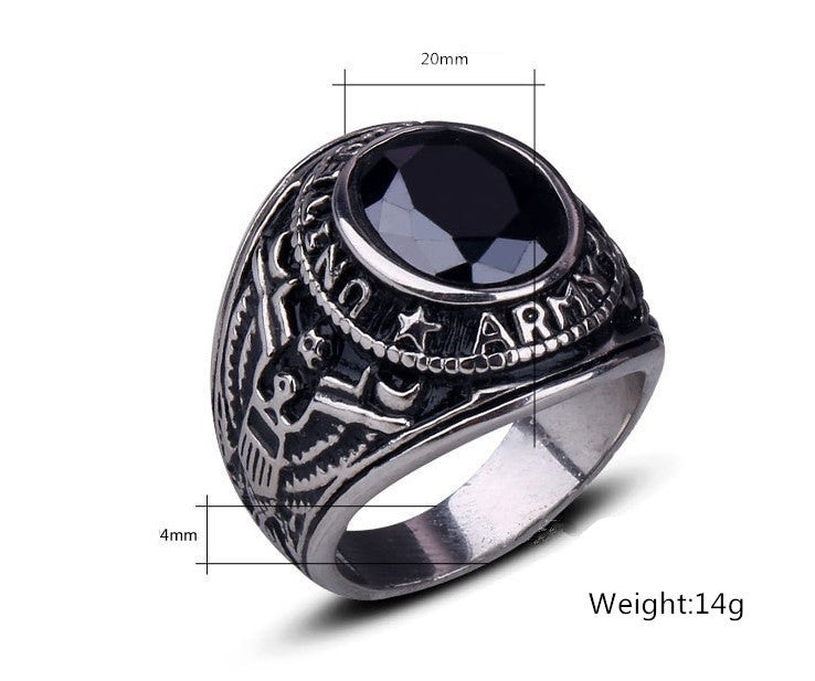 Stylish ARMY  Rings