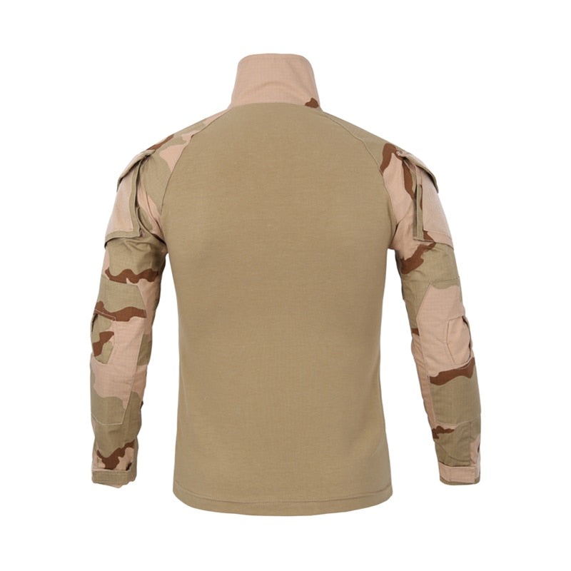 Camouflage Army T-Shirt
