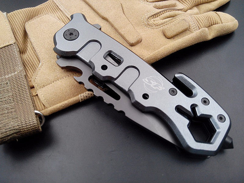Survival Folding Knife
