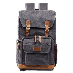Premium Vintage Photography Backpack