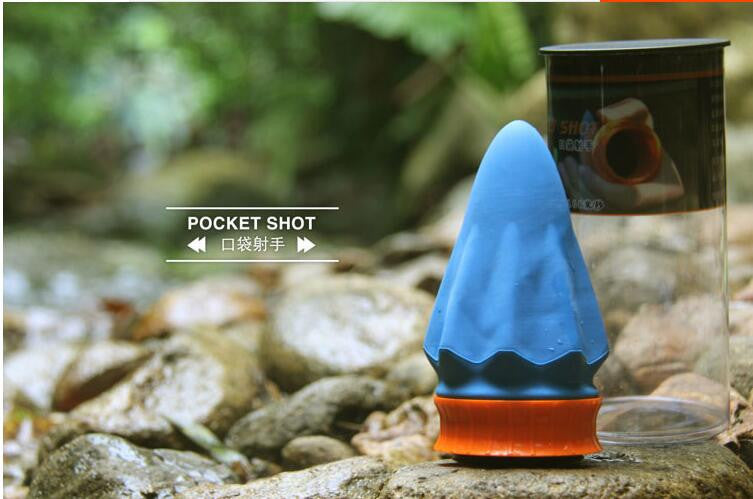 Pocket Shot Slingshot