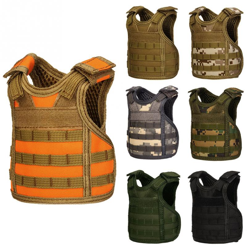 Adjustable Tactical Vest For Bottle Set