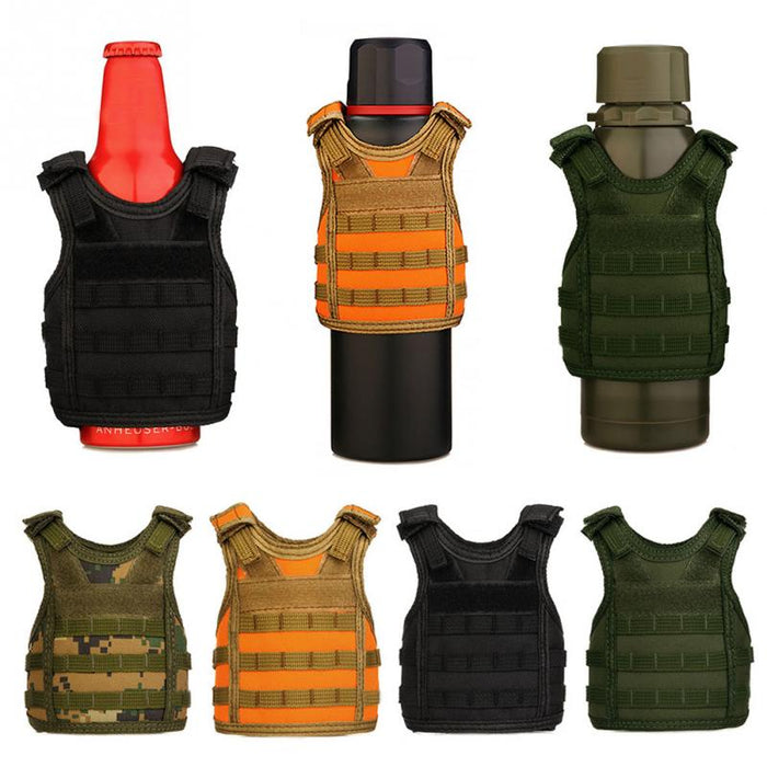 Tactical Vest For Bottle