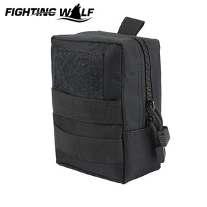 Military Tactical 600D Multifunctional EDC Durable Belt Pouch