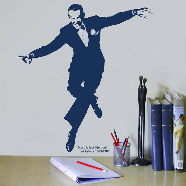 Fred Astaire Wall Sticker