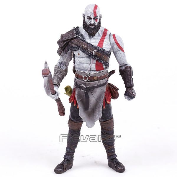 Original God of War 4 Kratos Buy Action Figure Collectable Model Toy