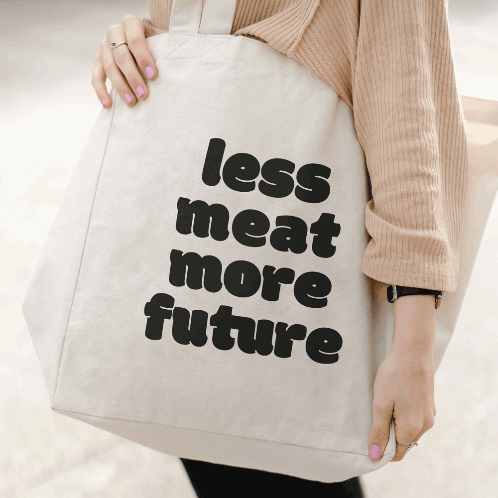 goodbag Less Meat