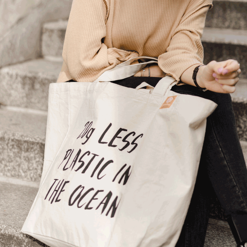 goodbag Less Plastic
