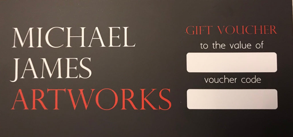 Michael James Gift Cards