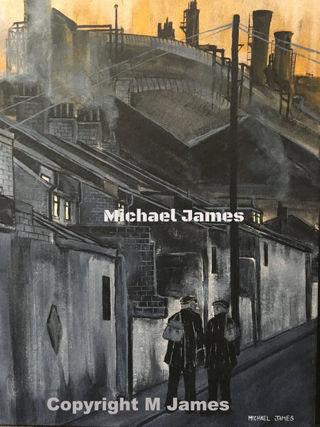print, prints, original art, for sale, north east, Michael James,