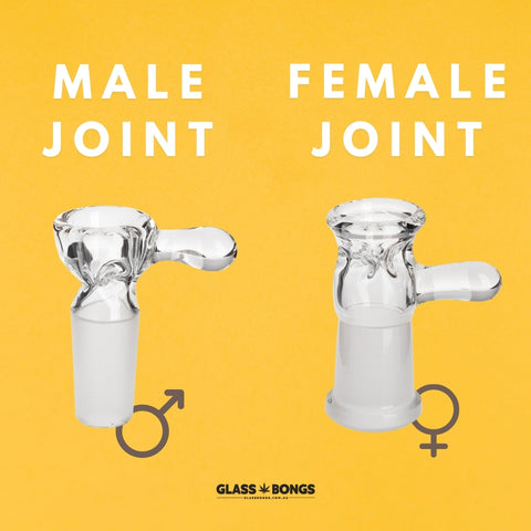 Male and Female Joints