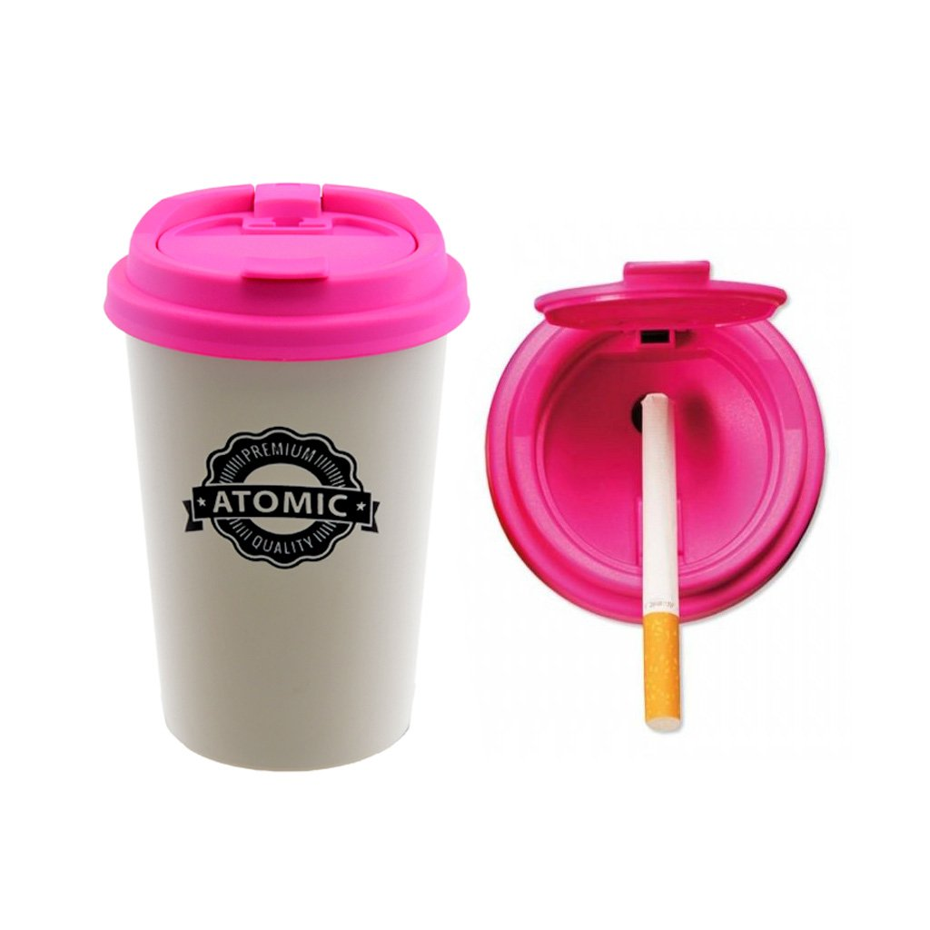 Accessories Car Ashtray Coffee Cup to Go Design