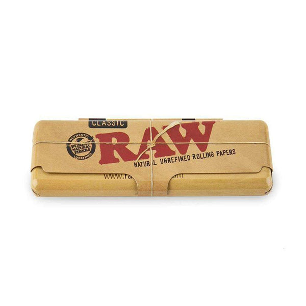 Accessories RAW Classic Metal Paper Case Tin 1 1/4