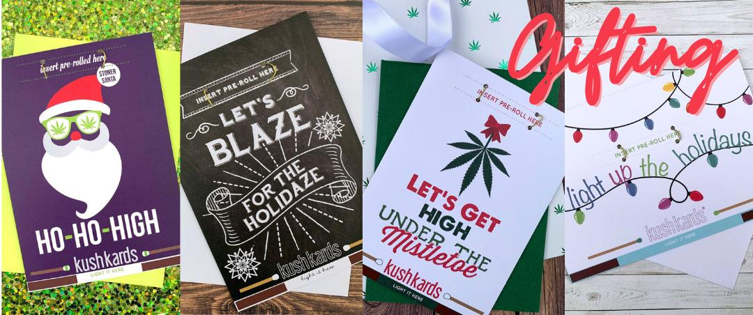 Kushkards Gift Cards Gift Bags Gift Wrapping