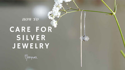 How to take care of Silver Jewelry? A Simple Guide.