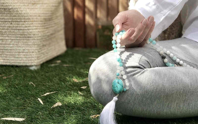 How to use a Mala for meditation