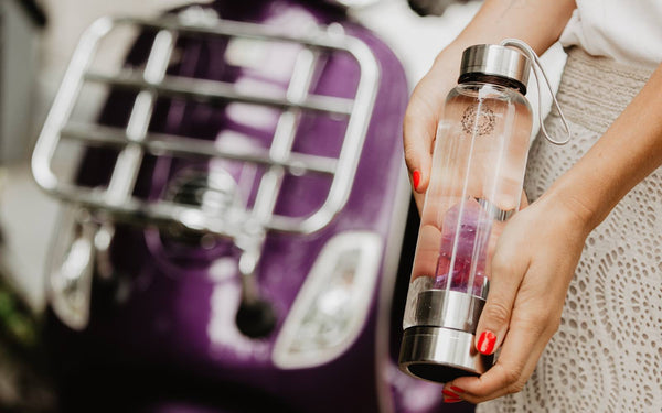 The Original Crystal Infusion Water Bottles by Rock Your Water