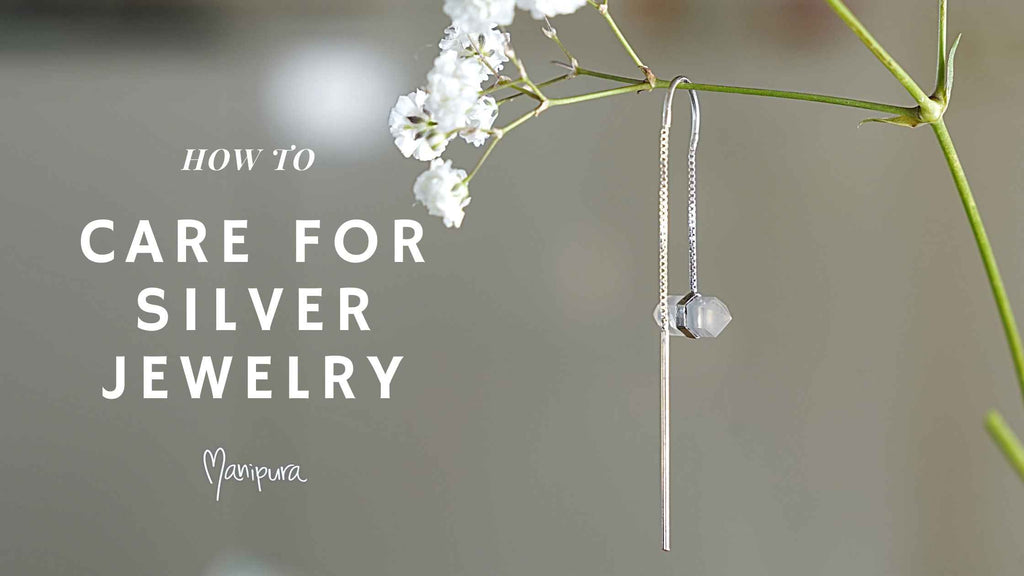 How to care for Silver Jewelry? A simple guide.