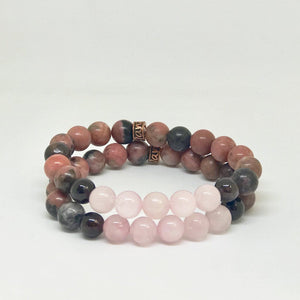 Loving what is Gemstone Bracelet, Manipura - Handmade in Amsterdam