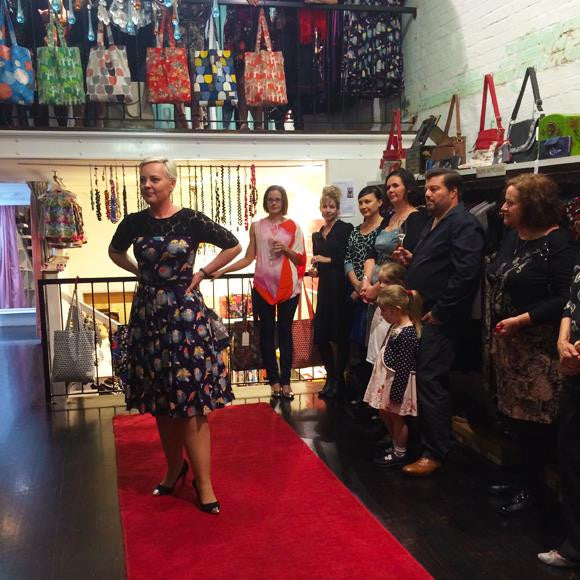 VIP Evening to Celebrate Maiocchi's Winter Collection