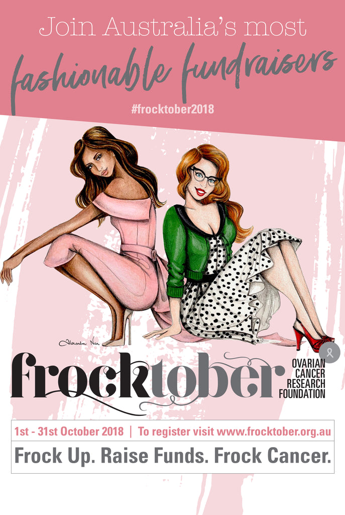 frocktober… a dress a day xo (read until the end as we are giving away a maiocchi frock!)