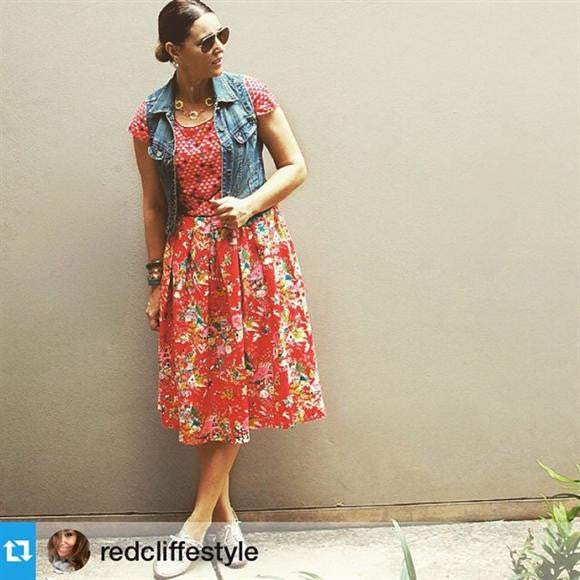 Spotted - Rachel from Redcliffe Style