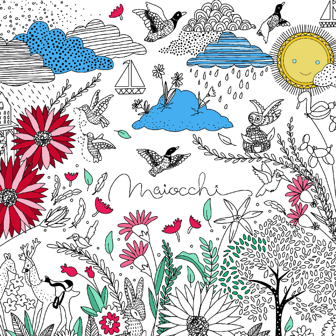 our colouring-in competition xo