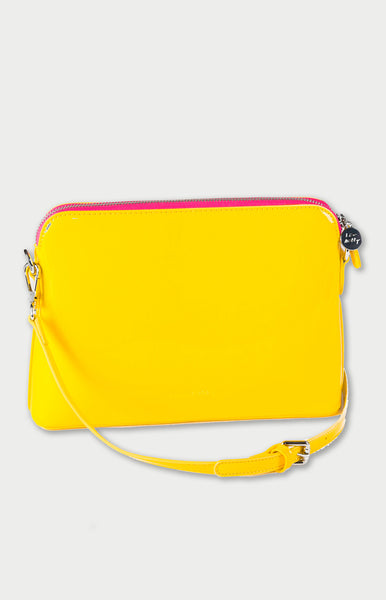 ravello bag in yellow