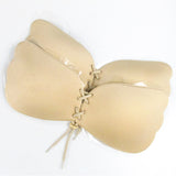 Bra-Self Invisible Adhesive Strapless Pus Up