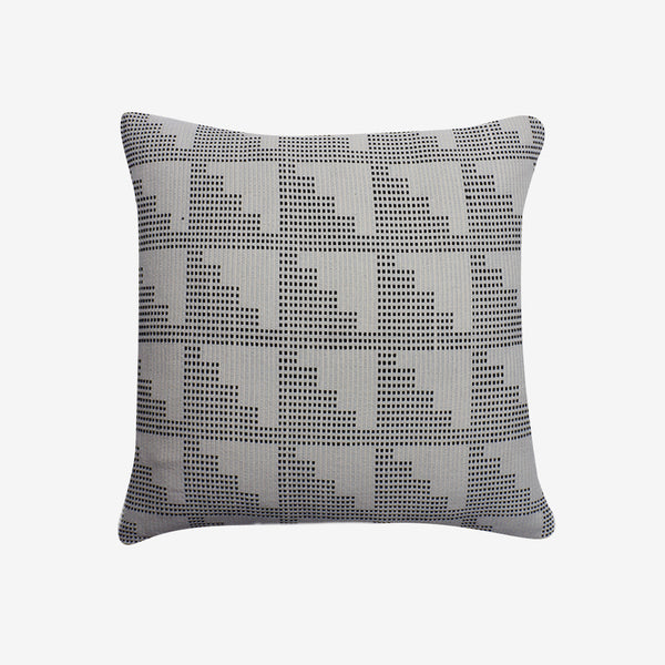 ILLA PILLOW - BLACK IVORY