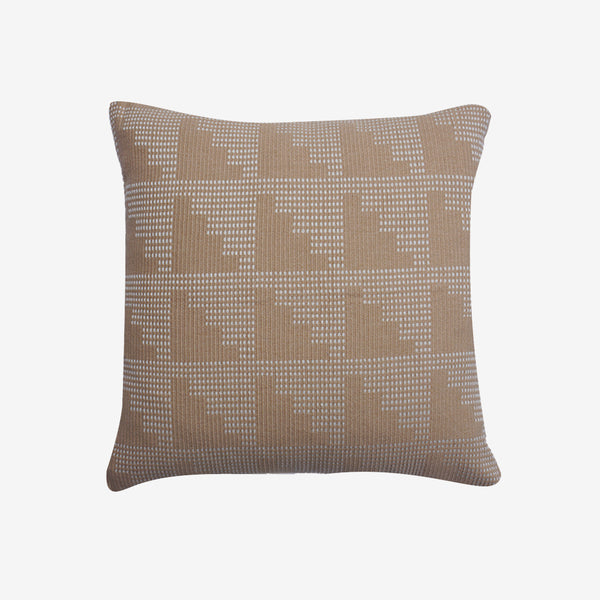 ILLA PILLOW - IVORY TAN - izhi