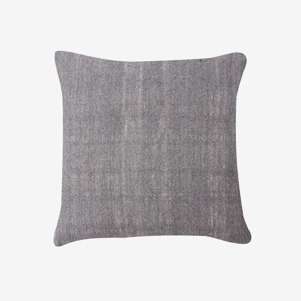 QINAYA PILLOW - GRAY IVORY