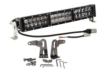 "OZ HO180w 20"" OZ-USA® Series High Output Double Row LED light bar"