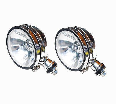 "2x HID Off Road 6"" Light Dune Buggy Spot 4x4 Xenon"