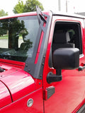 "OZ-USA Jeep JK 52"" Light bar and mount package"