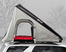 Roost Hard Shell RTT; Tent and Cargo Carrier in-one - MADE IN USA