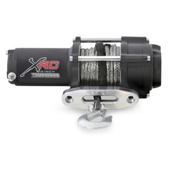 Smittybilt XRC4 Comp 4000lb Winch with Synthetic Rope - 98204