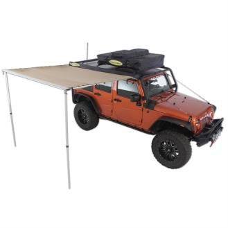 Smittybilt retractable awning: 6.5' x 6.5'